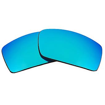 Polarized Replacement Lenses for Oakley Gascan Sunglasses Blue Anti-Scratch Anti-Glare UV400 by SeekOptics
