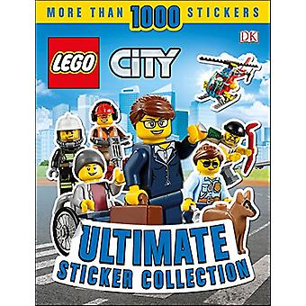 Ultimate Sticker Collection - Lego City by DK - 9781465467553 Book