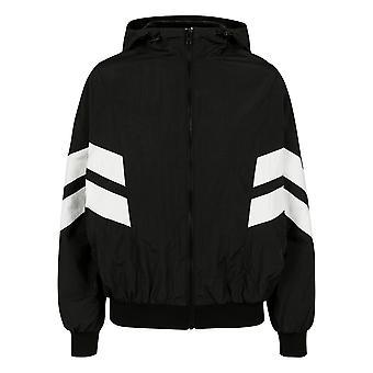 Urban Classics Women's Transition Jacket Crinkle Batwing