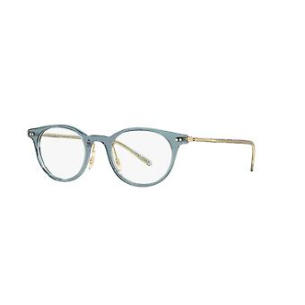 Oliver Peoples Elyo OV5383 1617 Washed Teal Glasses