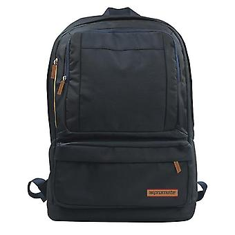 Promate Drake Premium Backpack With Multiple Storage Black