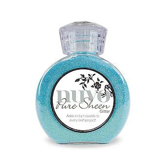 Tonic Studios Nuvo Pure Sheen Glitter - Aqua