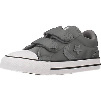 Converse Star Player 2v Ox Color Coolgrey Schuhe