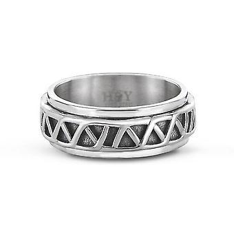 Celtic evigheden knotwork spinning ring