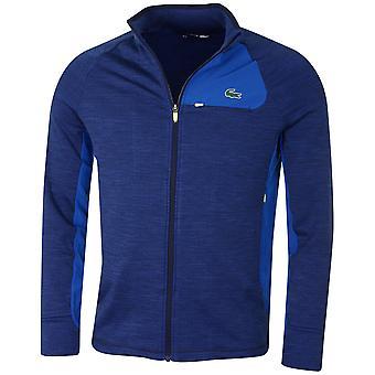 Lacoste Herren Full Zip Golf Technische Midlayer Pullover