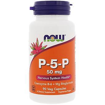 P-5-P- 50 mg (90 vegetarische Kapseln) - Jetzt Lebensmittel