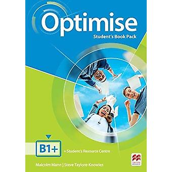 Optimise B1 Students Book Pack by Malcolm Mann