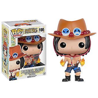 One Piece Portgas D Ace Pop! Vinyl