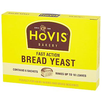 Hovis Fast Action Dried Bread Yeast