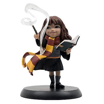 Q-Fig Statuette, Harry Potter - Hermione's First Spell