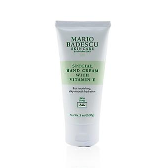Mario Badescu Special Hand Cream With Vitamin E - For All Skin Types - 85g/3oz