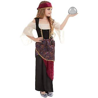 Deluxe Fortune Teller Costume Child Multi