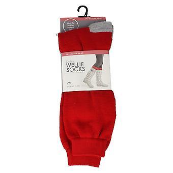 Ladies RJM Wellie Socks Style - SK202