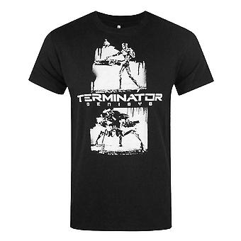 Terminator Genisys Graffiti Men's T-Shirt