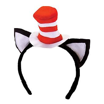 Dr Seuss Cat in the Hat Economy Headband
