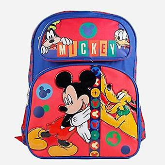 Backpack - Disney - Mickey Mouse and Friends New School Bag 652739