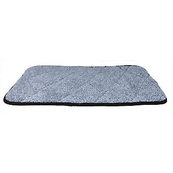 Trixie Heat-Storing Grey Thermo Blanket 60x40 Cm. (Dogs , Bedding , Blankets and Mats)