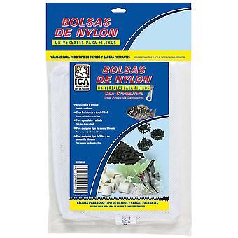 ICA Mesh F valkoinen vetoketju (kala, suodattimet & vesipumput, suodattaa sieni ja vaahdon)