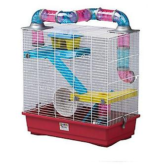 Mgz Alamber Hamster Cage 50-3 Star (Small pets , Cages and Parks)
