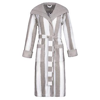 Vossen 141747 Women's Jody Striped Cotton Dressing Gown Robe