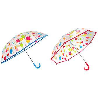 Drizzles Childrens/Kids Balloon Umbrella