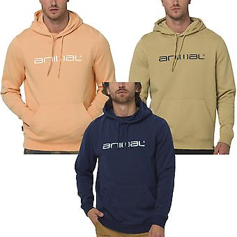 Animal Mens Șofer Casual Pulover lung Hoody Pulover Bluză