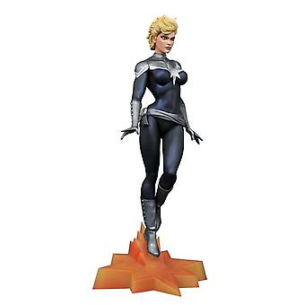 Diamond Select Toys Marvel Gallery SHIELD Captain Marvel Statue - SDCC 2019 Exclusiv