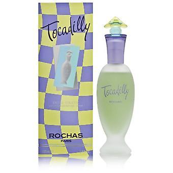 Tocadilly by rochas for women 3.4 oz eau de toilette spray