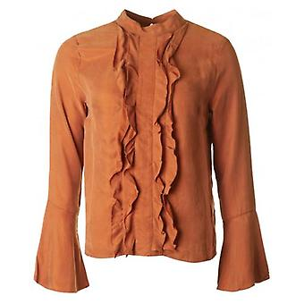 Religion Glorious Frill Blouse