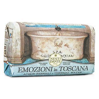 エモツィオーニ・イン・トスカナ天然石鹸熱水 189786 250g/8.8オンス