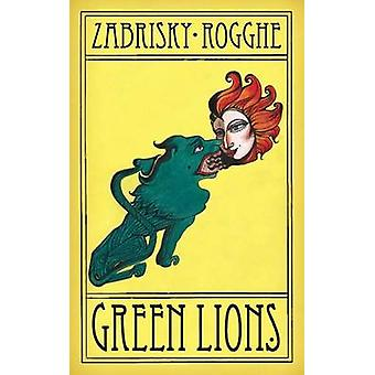 Green Lions by Rogghe & Simon