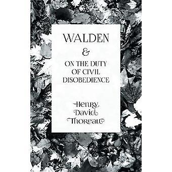 Walden by Thoreau & Henry David
