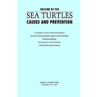 Decline of the Sea Turtles - Causes and Prevention by Committee on Sea
