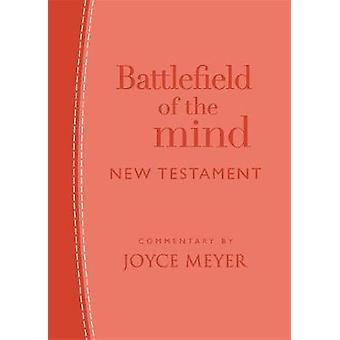 Battlefield of the Mind New Testament (Coral Leather) by Joyce Meyer