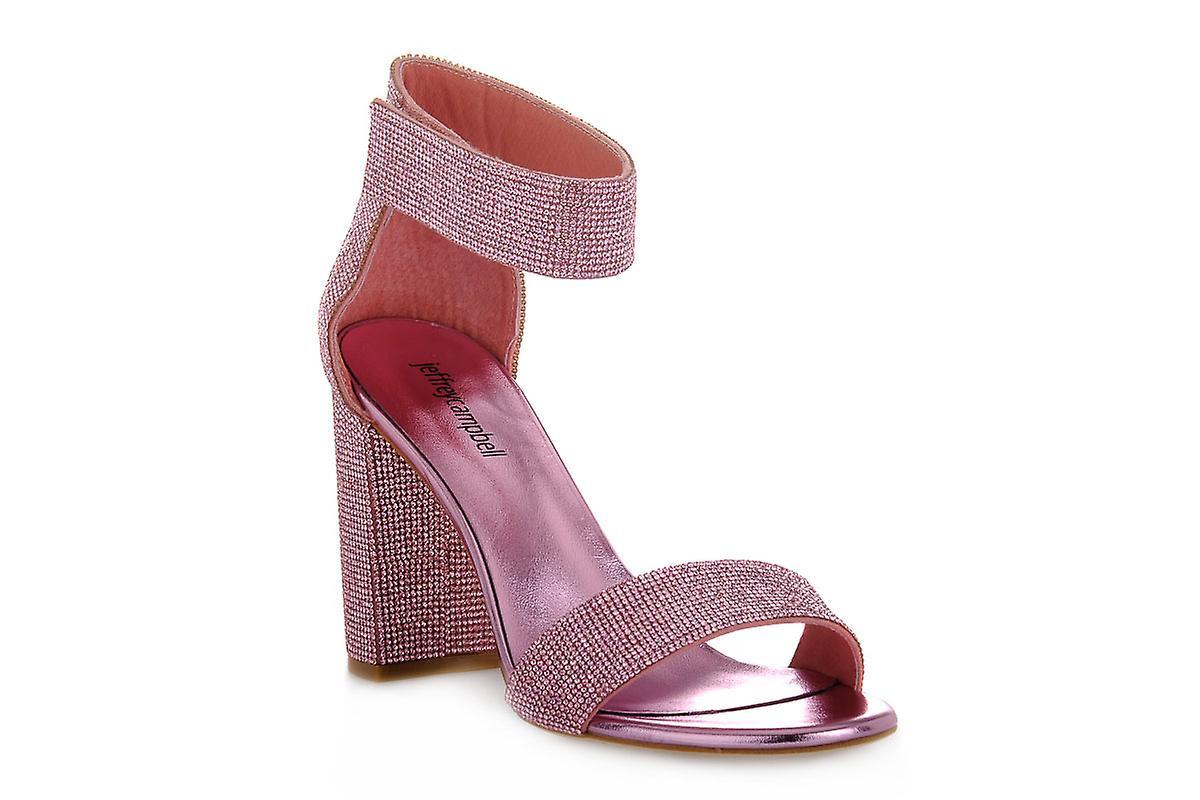 Jeffreycampbell lindsday pink combo sandali eYwYn