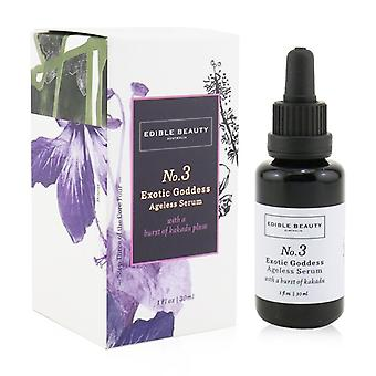 No. 3 Exotic Goddess Ageless Serum - 30ml/1oz