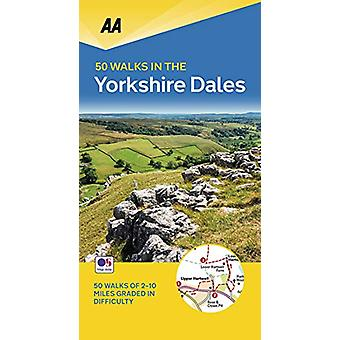 50 Walks in the Yorkshire Dales - 9780749581251 Book