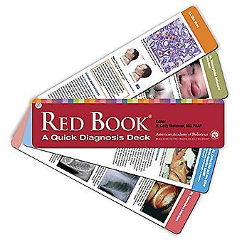 Red Book (R) - A Quick Diagnosis Deck by H. Cody Meissner - 9781610023