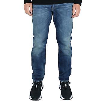 Emporio armani men's blue j06 jeans