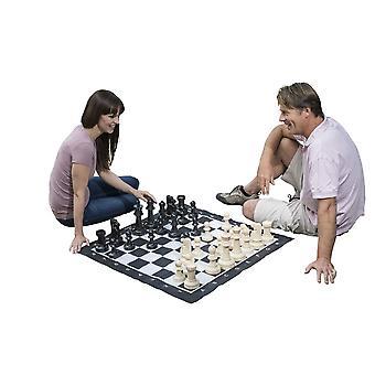Traditionele Tuinspelen Reuzen schaakspel