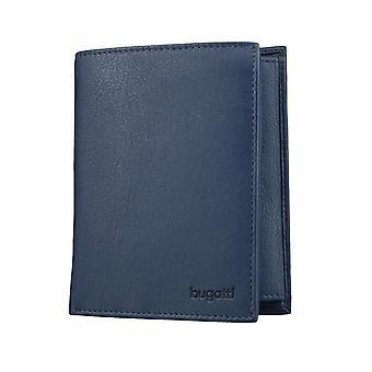 Bugatti Sempre plånbok mens plånbok handväska blå 4295