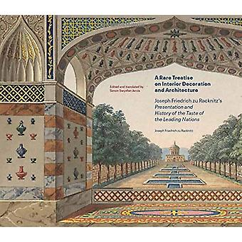 A Rare Treatise on Interior Decoration and Architecture - Joseph Frie