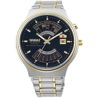 أورينت ساعة اليد الرجال الميكانيكية FEU00000BW