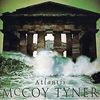 McCoy Tyner - Atlantis [CD] USA import