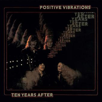 Ten Years After - Positive Vibrations (2017 Remaster) [CD] USA import