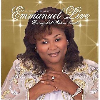 Evangelist Robin Smith - Emmanuel Live [CD] USA import