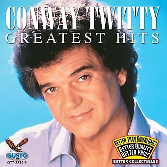 Conway Twitty - Greatest Hits [CD] USA importar