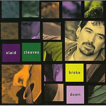 Slaid Cleaves - Broke Down [CD] USA import