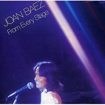 Joan Baez - From Every Stage [CD] USA import