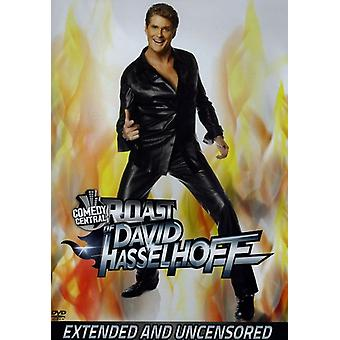 Comedy Central Roast of David Hasselhoff [DVD] USA import